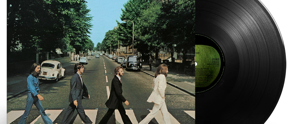 The Beatles - Abbey Road (BSM)