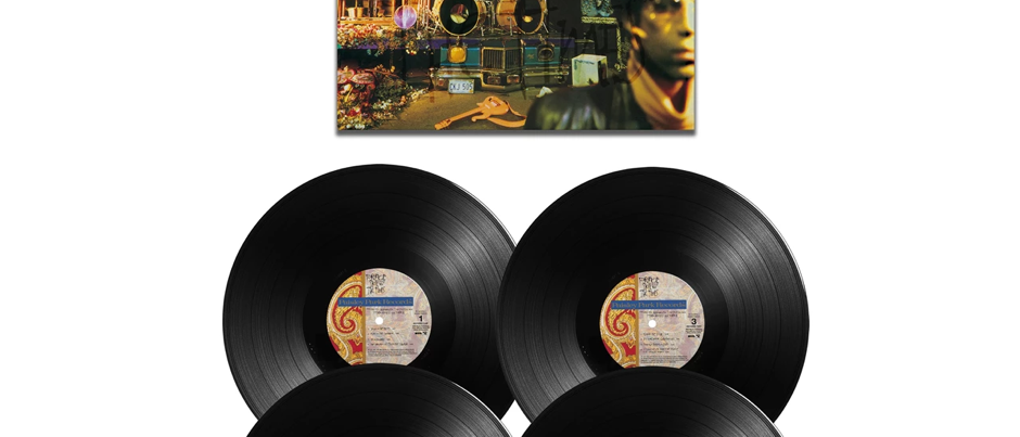 Prince – Sign O The Time (4LP Deluxe Edit)