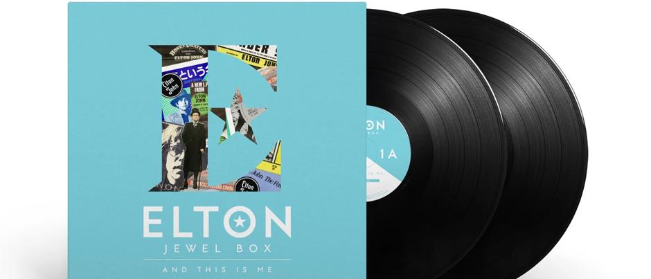 Elton John – Jewel Box. And This Is Me (BSM)