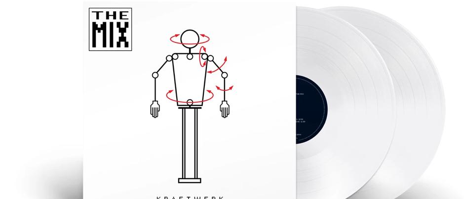 Kraftwerk – The Mix (White Vinyl)