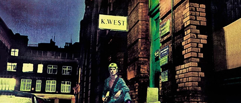 David Bowie - The Rise and Fall of Ziggy Stardust and the Spiders from (BSM)