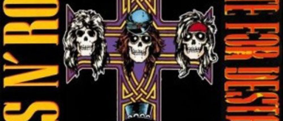 Guns N' Roses - Appetite for Destruction (BSM)