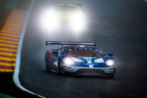 TINCKNELL TAKES POLE AND 5TH AT SNOWY SPA