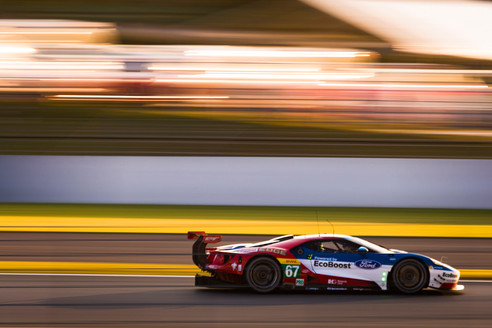TINCKNELL RECORDS HIS THIRD TOP-SIX FINISH FOR FORD IN NORTH AMERICAN RACE AFTER BRILLIANT OPENING S