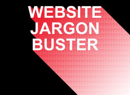 Website Jargon Buster