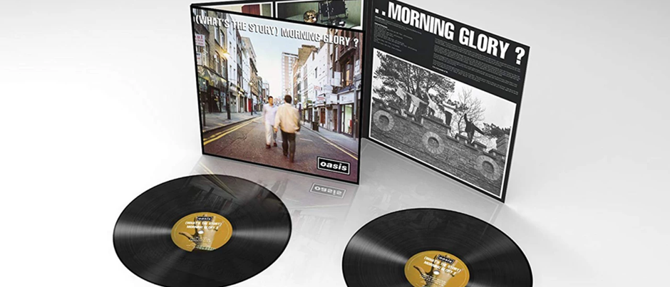 Oasis – Whats the story morning glory (BSM)