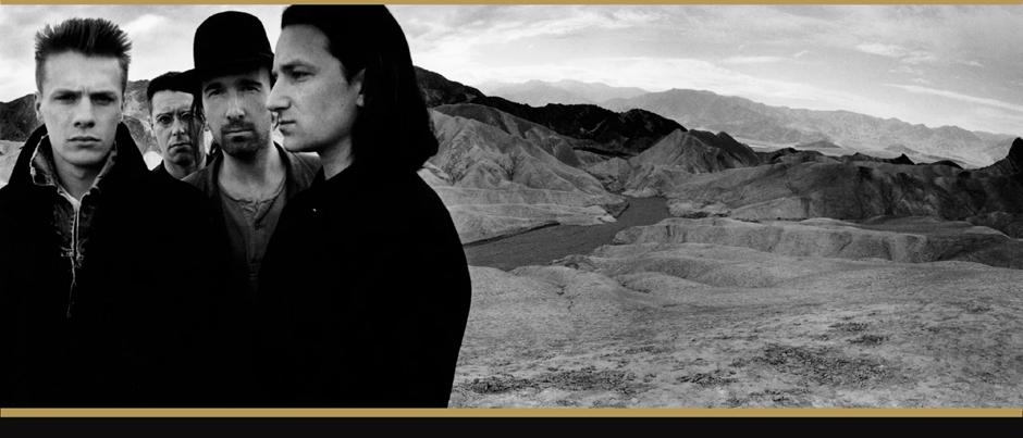 U2 - Joshua Tree (BSM)
