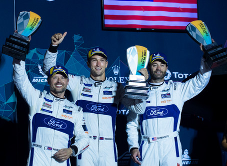 PODIUM AND FAST LAP FOR DOUBLE DUTY TINCKNELL