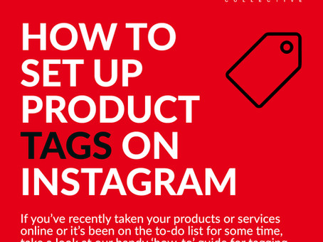 How to Set-up Product Tags on Instagram