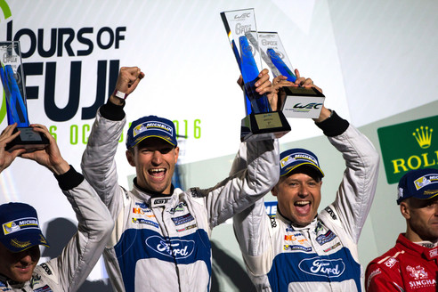 TINCKNELL SCORES EXCELLENT MAIDEN WEC FORD VICTORY IN JAPAN ⠀⠀⠀⠀⠀⠀⠀⠀⠀⠀⠀⠀⠀⠀⠀⠀⠀⠀⠀⠀