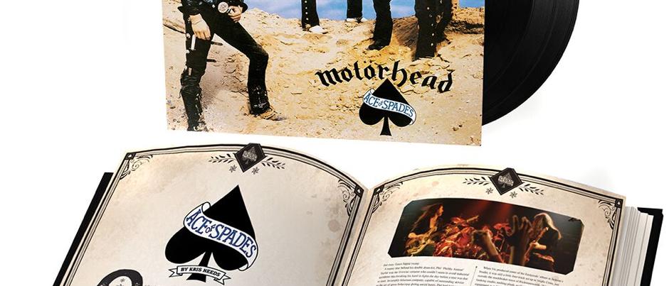 Motor Head – Ace of Spades 40th Anniversary 3LP Boxset
