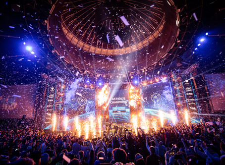IGNITION COLLECTIVE PARTNER WITH PPO TO ACTIVATE EURONICS' SPONSORSHIP OF ONE OF THE BIGGEST ESPORTS