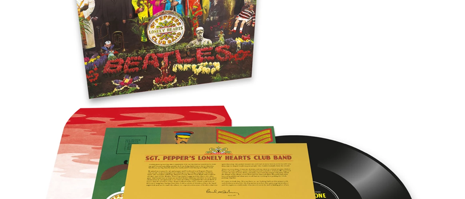 The Beatles - Sgt. Pepper's Lonely Hearts Club Band (BSM)