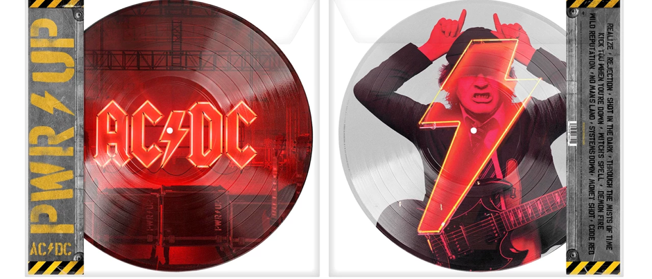AC/DC – Power UP. (Picture Disc) (BSM)