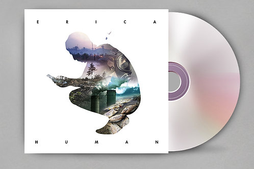 Human - Single CD