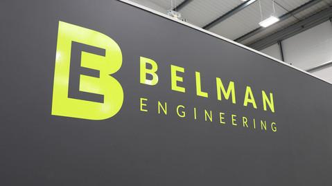 BELMAN ENGINEERING - BRANDING & WEB