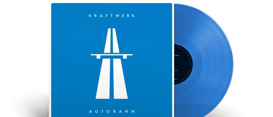 Kraftwerk – Autobahn (coloured Vinyl) (BSM)