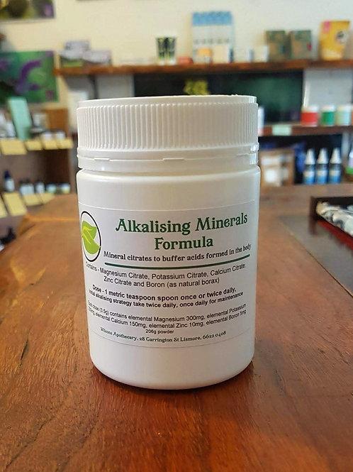 Alkalising Mineral Formula