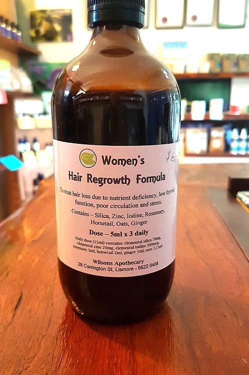Women's Hair Regrowth Formula