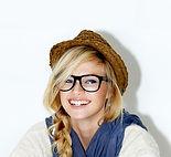 Chica miembro de la banda del sombrero d