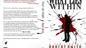 What Lies Within is now available: Paperback, and Kindle ebook formats.