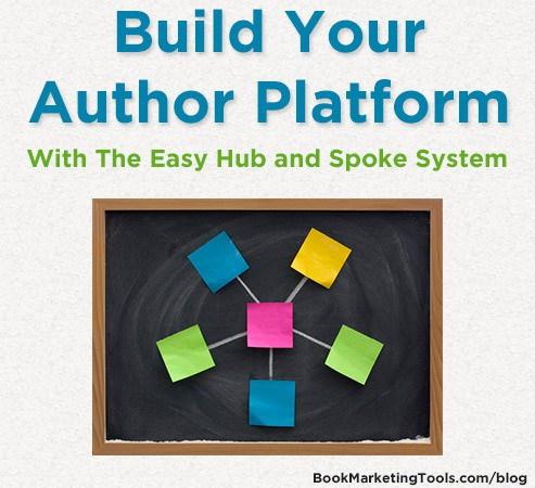 build-your-author-platform-with-the-easy-hub-and-spoke