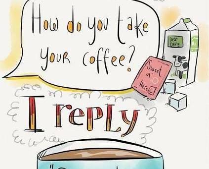 Thank You Coffee #19