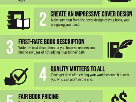Ways To Publish and Sell Your eBook (A Simple Checklist)