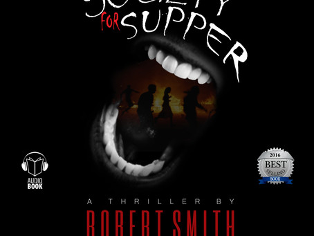 Society For Supper NOW available in AudioBook!