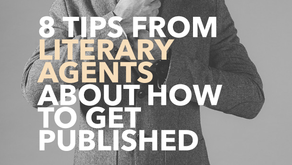 8 Tips From Literary Agents