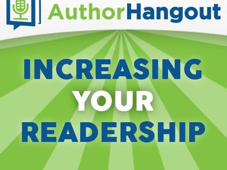 Increasing Your Readership