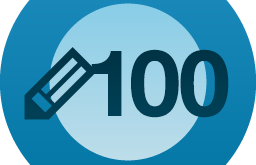 Woot! 100 posts!