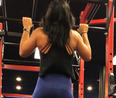 Strong Pull Up Game 8-Week Program