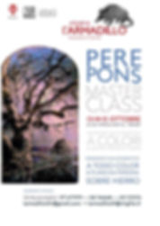 Masterclass Pere Pons