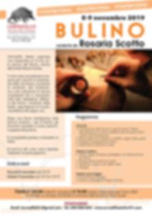 Masterclass di Bulino tenuto da Rosaria Scotto