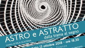 Astro e Astratto. Dalla trama al segno