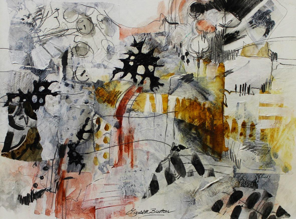 Opera di Elizabeth burton