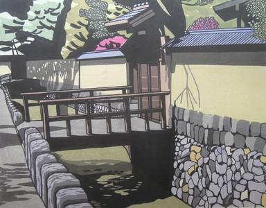 Xilografia di Yuta Konno
