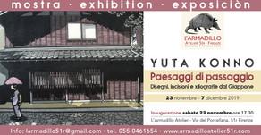 Mostra di Yuta Konno