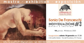 Mostra di Sonia De Franceschi