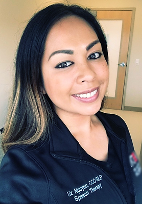 Liz Nguyen, MA, CCC-SLP - Speech Language Pathologist