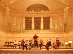 カントロフ指揮 シェーンベルクの室内交響曲