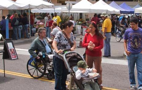 Special Program For DisabledSeniors