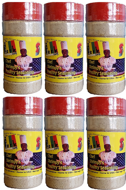 Value Package Deal 6-Pack Poultry seasoning