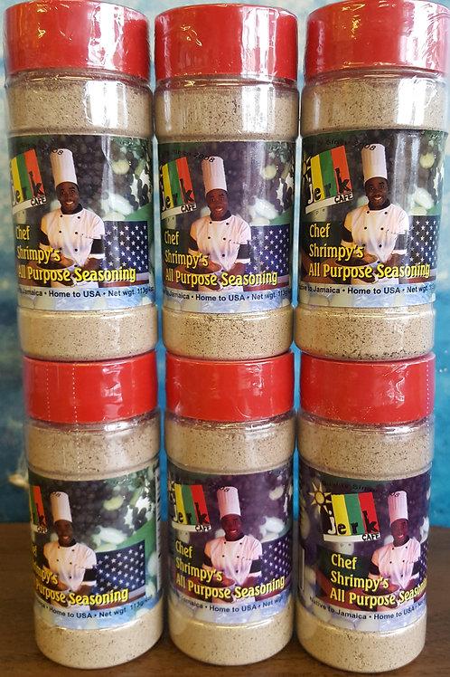 Value Package Deal 6-Pack All Purpose Seasoning