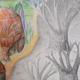 saturday intermediate children art class