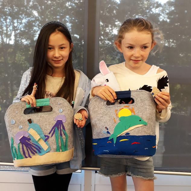 children art holiday programme