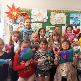 art classes holiday programme