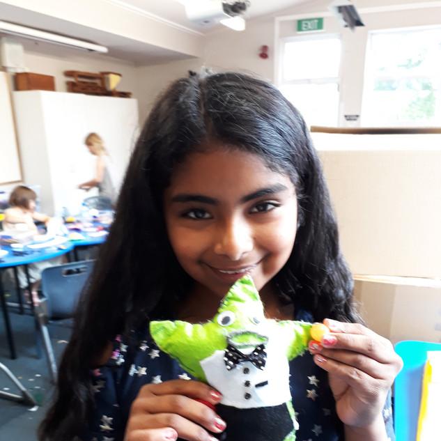 art class holiday programme children