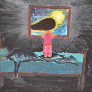 children painting class weekend auckland